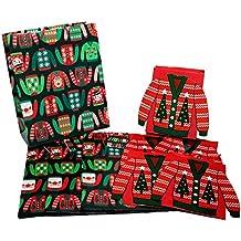 Medium Ugly Christmas Sweater Gift Bags