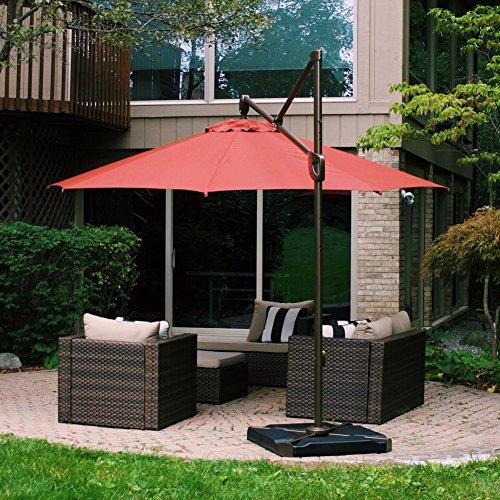 The 8 best garden umbrellas with base