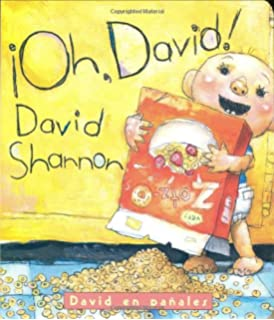 David en pañales: (Spanish language edition of Oh