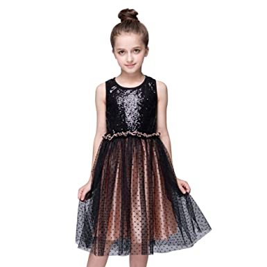 Minuya Minuya Sommer Baby Mädchen Sleeveless Prinzessin Tutu Kleid ...