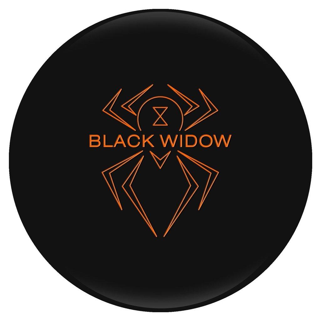 Hammer Black Widow Urethane Bowling Ball, 12lbs