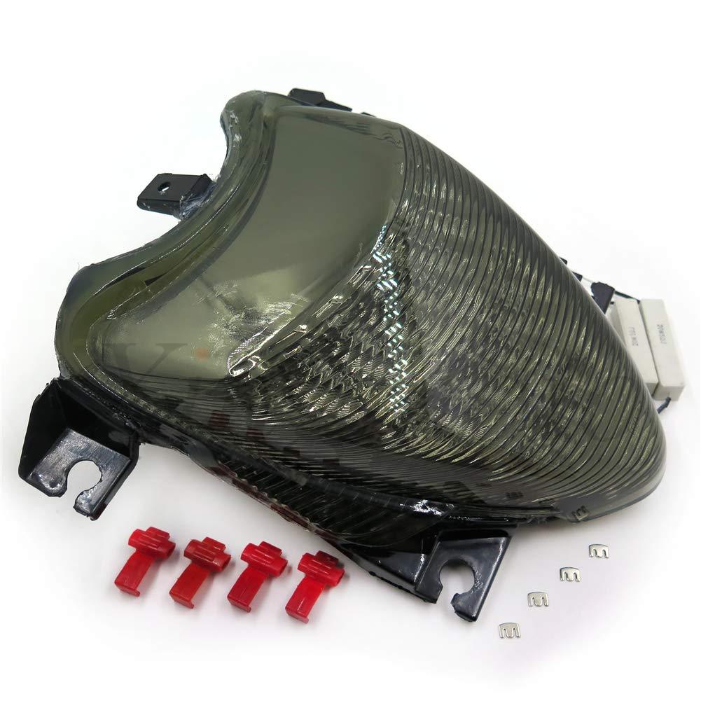 Luz de freno LED para motocicleta con intermitentes integrados para Boulevard M109R// VZR1800 M109R LE VZR1800N NBX VZR1800Z// M109R2