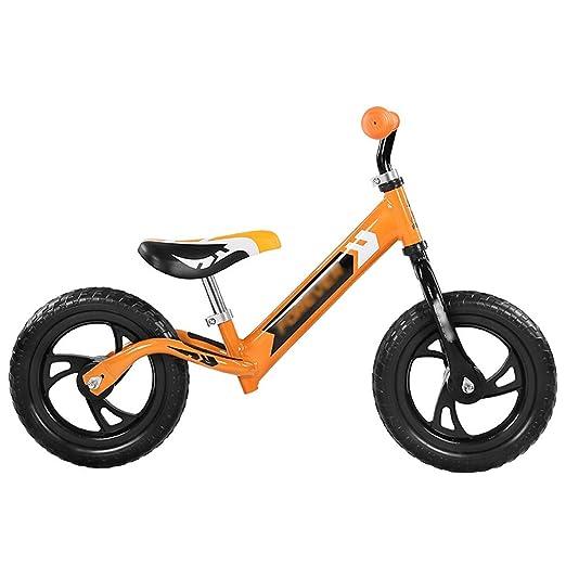 Jiamuxiangsi Bicicleta de Equilibrio for niños Bicicleta ...