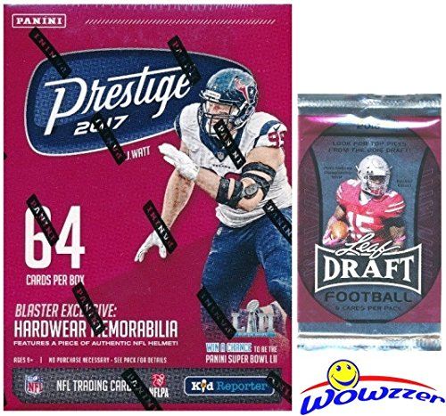 prestige football cards - 8