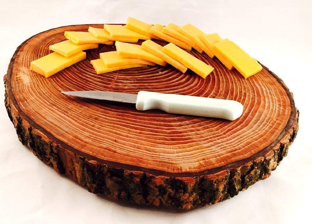 Charcuterie Board Serving Tray Wood Cutting Board Cutting Board for Kitchen