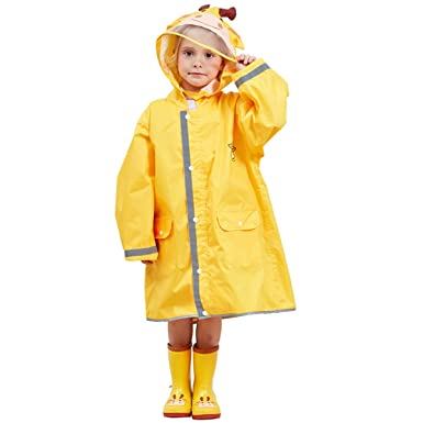 d2847536f48069 AOIF 子供 レインコート 雨具 キッズ レインウェア 男の子 女の子 小学生 通学 カッパ 20268