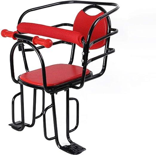 COKECO Asiento Infantil Delantero para Bicicleta, cómodo y Resistente, para Disfrutar de Paseos Seguros y Divertidos Asiento Trasero para Bicicleta, Asiento de Seguridad para bebé: Amazon.es: Hogar