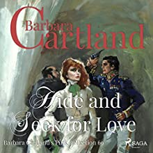 Hide and Seek for Love (The Pink Collection 69) Audiobook by Barbara Cartland Narrated by Anthony Wren
