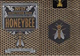 Honeybee Special Edition Playing Cards Poker Size Deck USPCC MetalLuxe