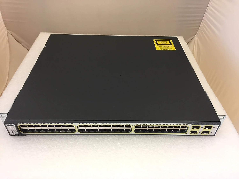 Cisco WS-C3750-48PS-E CATALYST 3750 48 Port 10//100 Switch