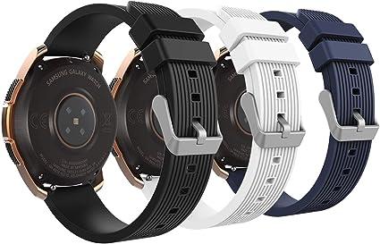 MoKo Correa para Galaxy Watch 42mm/Galaxy Watch Active/Active 2 ...