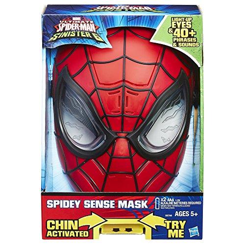 Ultimate Spider-Man Sinister Six Spidey Sense Mask