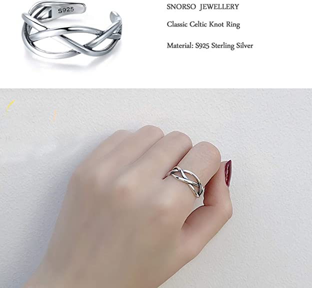 S925 sterling silver ring chunky silver rings vintage leaf ring