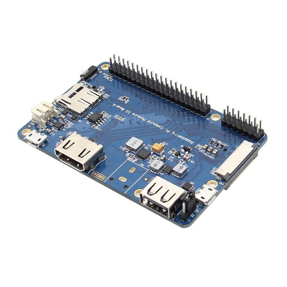 Prosperveil-Tarjeta de expansión de E/S Raspberry Pi CM3 / CM3 ...
