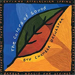 The Colors of Sound: BYU Chamber Orchestra