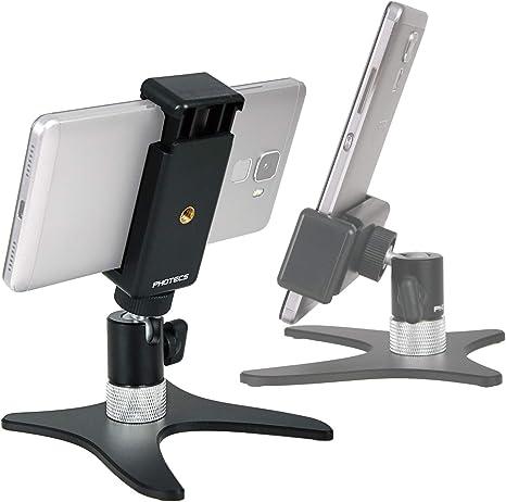 Photecs® Smartphone trípode Pro V2 de Px, Selfie trípode, Soporte ...