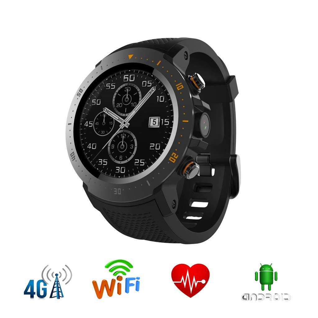Amazon.com : ye Smart Watch Android 7.1MTK 6739 GPS ...