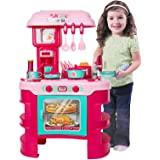COLORTREE Kids Kitchen Table Playsets for Girls