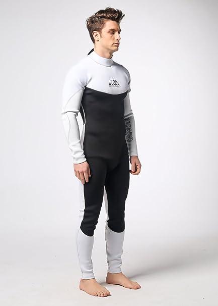3 mm Hombre Mojado trajes neopreno pesca submarina Surf ...