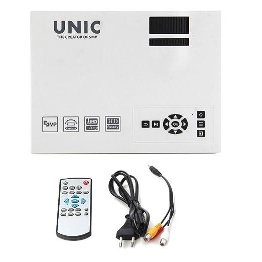 Morza Unic UC40 + Mini Pico proyector portátil 3D HDMI de Cine en ...