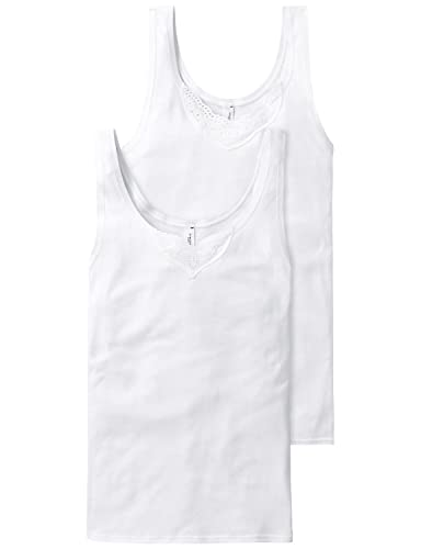 Schiesser Trägertop (2er Pack) - Camiseta térmica para mujer
