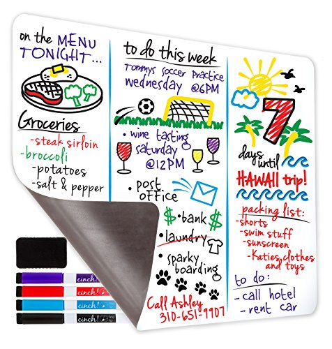 cinch-magnetic-dry-erase-whiteboard-sheet-for-kitchen-fridge-with-stain-resistant-technology-17x11-i