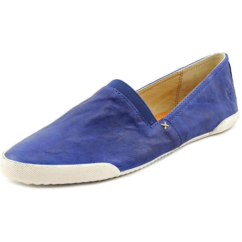 Frye Women's Melanie Slip On Royal Blue Antique Soft Vintage 6.5 M