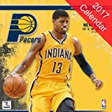 Indiana Pacers 2017 Calendar