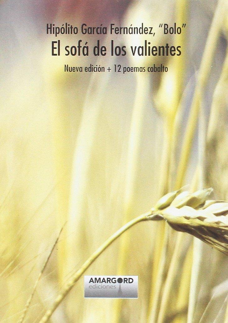 El sofá de los valientes ; 12 Poemas cobalto: Amazon.es ...