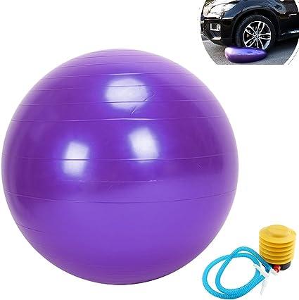 Pelota de gimnasio para ejercicio, antiquemaduras, para embarazo ...