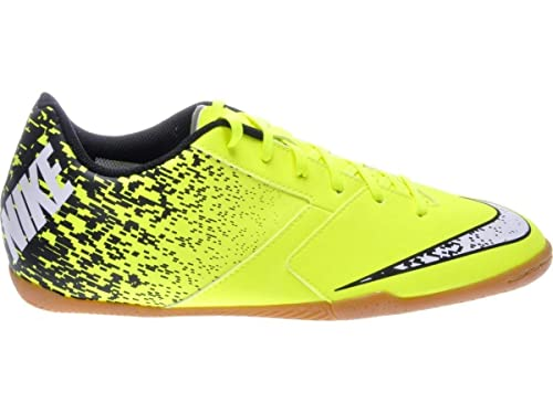 official photos 6f1f7 fb5c7 Nike Bombax IC, Chaussures de Football Garçon, Jaune (Amarillo), 36.5 EU