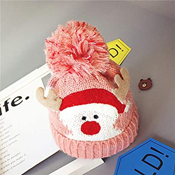 Cydkzmepa Weihnachtsmützen Für Kinder Kleinkinder Warme Winter