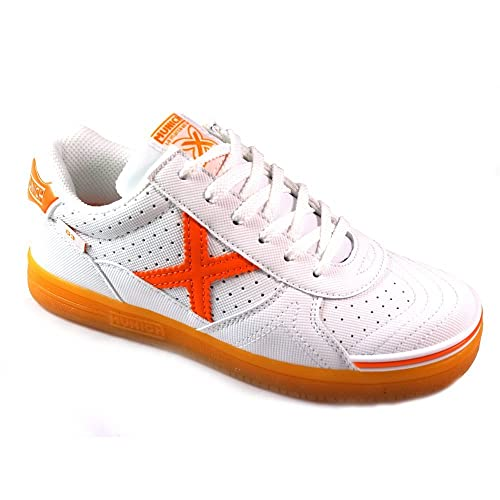 Zapatillas Fútbol Munich G3 1519206 Blanco: Amazon.es: Zapatos y complementos