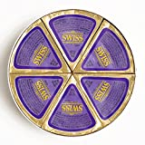 Lactoprot Swiss Cheese Wheel 4 oz each (1 Item Per Order, not per case)