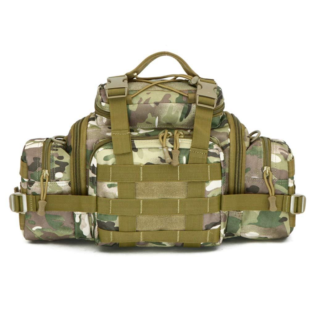 Taktisches Paket, Außentasche Taktische Brusttasche Die Kuriertasche Wird Hauptsächlich Zum Reiten Verwendet