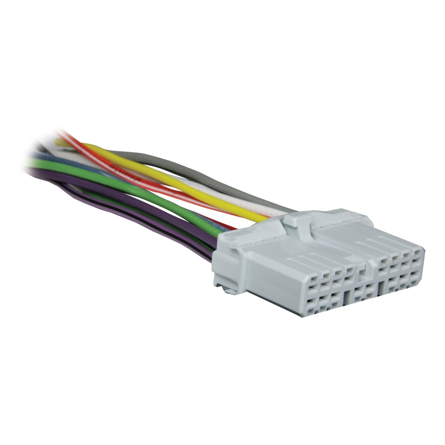 613QdgpH1YL._SL1500_ radio wiring harnesses amazon com ksc-wa100 wiring harness at couponss.co