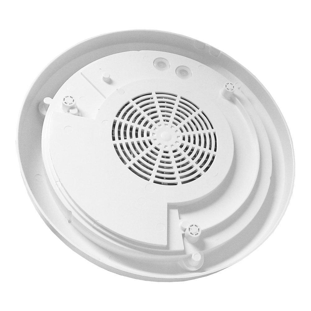 Lámpara LED de techo lámpara de pared con sensor de movimiento detector RF 1300 lm Argus LED lámpara de techo foco luz IP54 GTV 3451: Amazon.es: Iluminación