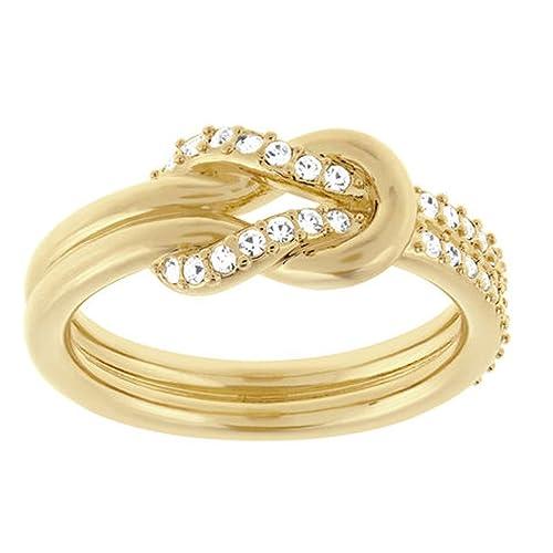35a47ae80e877 Swarovski Voile Ring size 58 5095332: Amazon.ca: Jewelry