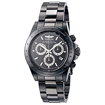 fad202e11 Image Unavailable. Image not available for. Color: Invicta Men's 7116  Signature Collection Speedway Chronograph Watch