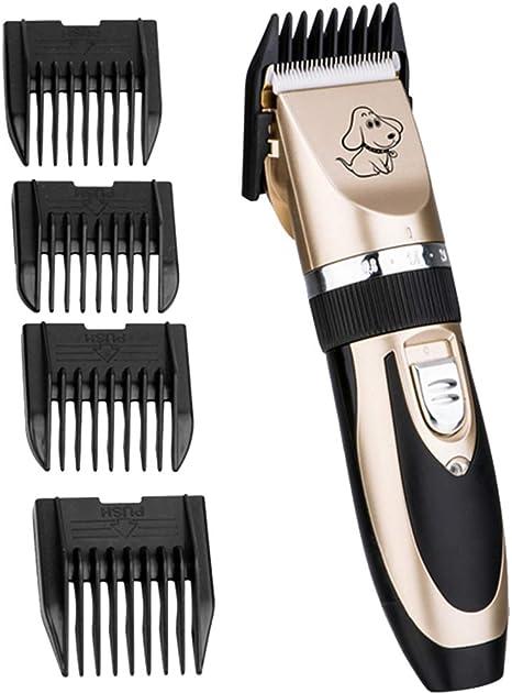 Dbtxwd Afeitadora para Perros Dog Clippers, Set de podadoras de ...