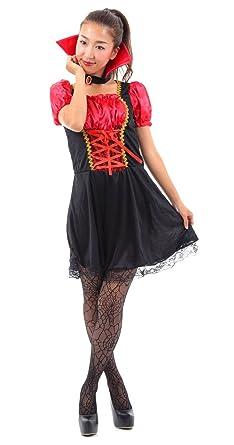 Sexy vamp costume