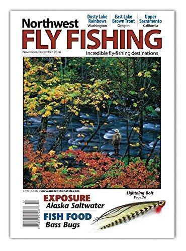 northwest fly fishing magazine november 2016 (Northwest Fly Fishing Magazine)