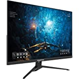 Sceptre IPS 27 inch Gaming LED Monitor up to 165Hz 144Hz 1ms DisplayPort HDMI, FreeSync FPS RTS Build-in Speakers Gunmetal Bl