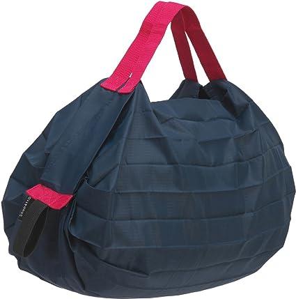 6b8742f2314f Merna Shupatto Pocketable bag Navy  Amazon.co.uk  Kitchen   Home