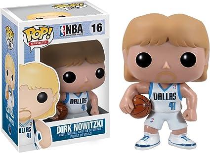 Amazon.com: Funko POP NBA Series 2 Dirk nowitzk vinilo ...