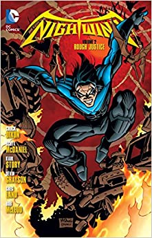 Nightwing Vol. 2: Rough Justice ペーパーバック – 2015/6/16