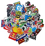 6-Skateboard-Vinyl-Stickers-YOU-PICK-Laptop-Ipad-Luggage-Helmet-Bike-Car-43-FREE-Smiley-Stickers