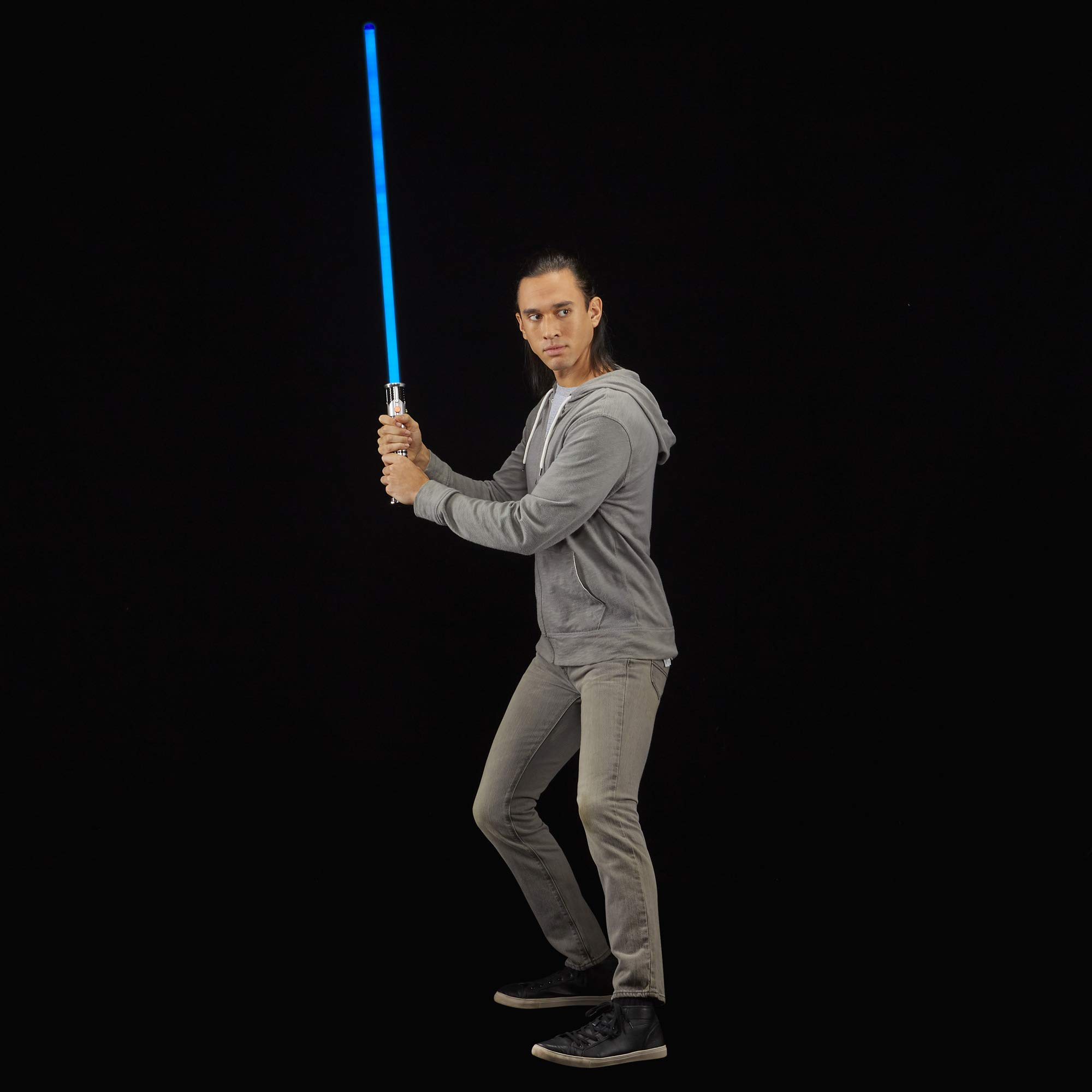Star Wars E4890 The Black Series OBI-Wan Kenobi Ep1 Force Fx Lightsaber by Star Wars (Image #4)