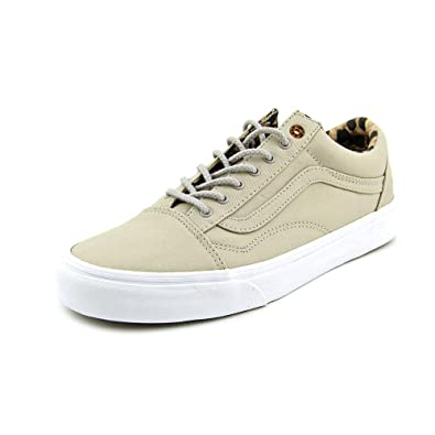 grey vans mens 9 old skool