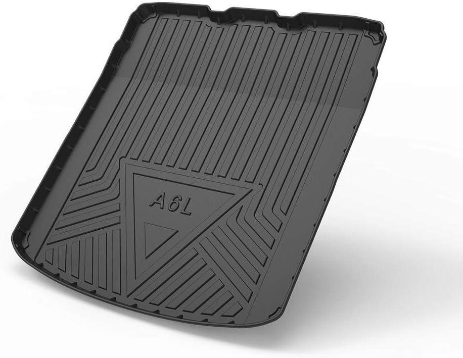 Cargo arri/ère du v/éhicule Liner di Q7 2016 2017 2018 2019 Size : Audi A1 2014-2017 Plateau de coffre Tapis de sol Tapis feuille bagages Plateau /étanche for Au